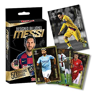 Topps 2020 Lionel Messi Trading Card Set