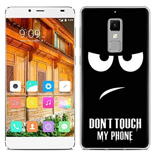 Litao-Case LLM Hülle für Elephone s3 hülle TPU Weiches Silikon Schutzhülle Case Cover 3