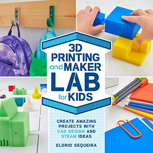 3D Printing and Maker Lab for Kids: Create Amazing Projects with CAD Design and STEAM Ideas (22)