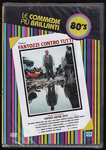 EBOND Fantozzi Contro Tutti - Le Commedie Piu Brillanti DVD