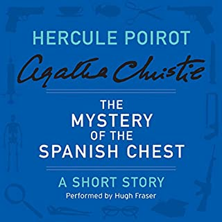 The Mystery of the Spanish Chest cover art