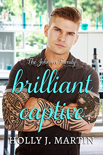 Brilliant Captive: A small town, strangers to lovers, standalone romance (The Johnson Family Book 6)
