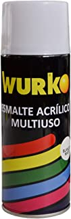 Wurko 9193 Pintura Spray, Blanco