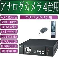 アイティーエス 「ITV-7914」H.264 コンパクト&大容量デジタルハードディスクレコーダー