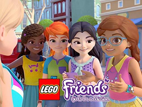 Friends Girls on a Mission Season 1