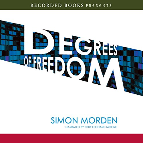 Degrees of Freedom audiobook cover art
