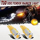 Partsam Automotive Marker Light Bulbs
