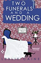 Two Funerals and a Wedding (A Domestic Bliss Mystery)