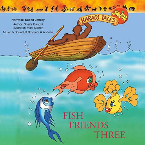 『Fish Friends Three』のカバーアート