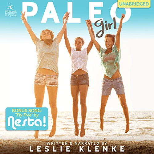 Paleo Girl audiobook cover art