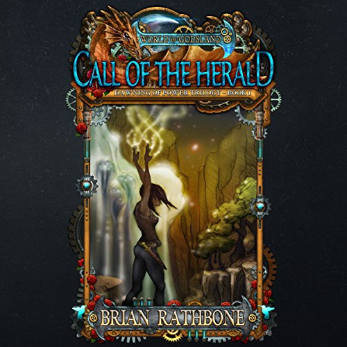 Call of the Herald audiobook cover art