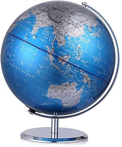 FEE-ZC Büro-Deko-Weltkugel für Kinder, Desktop Education Geographic Interaktive Globen für Kinder Lernspielzeug/-zubehör, 20 cm