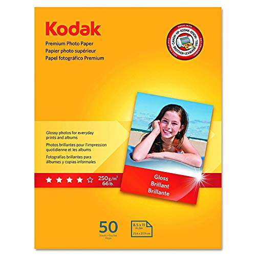 KODAK Premium Photo Paper Gloss 8.5