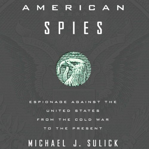 American Spies audiobook cover art