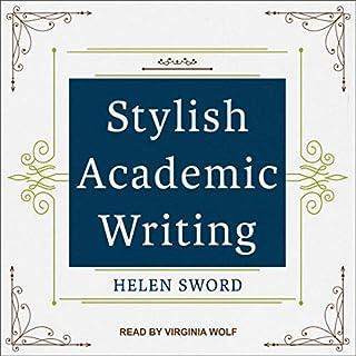 『Stylish Academic Writing』のカバーアート