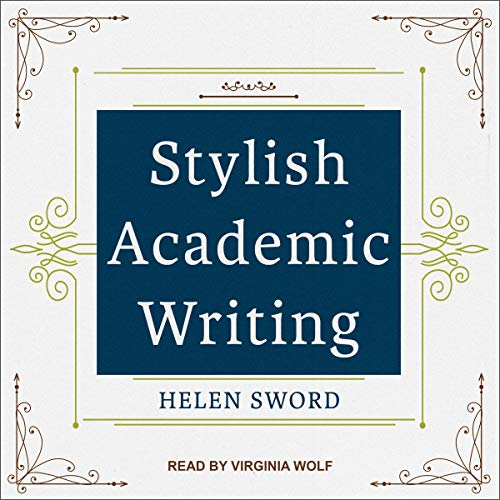 Couverture de Stylish Academic Writing