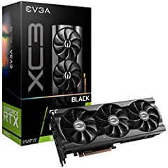 Real Boost Clock: 1725 MHz; Memory Detail: 8192 MB GDDR6. Real-time ray tracing in games for cutting-edge, hyper-realistic graphics. Triple HDB Fans iCX3 Cooling offer higher performance cooling and much quieter acoustic noise. 3 year warranty & EVGA...