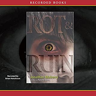 Rot & Ruin audiobook cover art