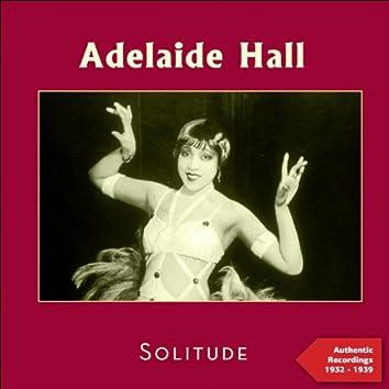Solitude (Authentic Recordings 1932 -1939)