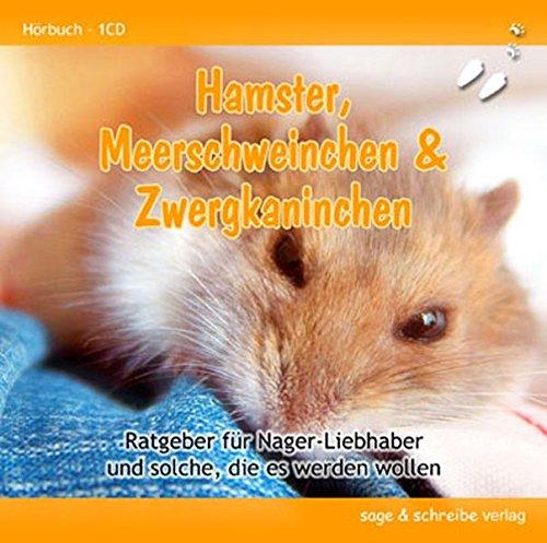 Hamster, Meerschweinchen & Zwergkaninchen, 1 Audio-CD