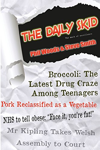 Book: The Daily Skid - The Best Bits by Phil Woods & Steve Smith