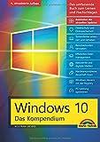 Windows 10 - Das große Kompendium inkl. aller...