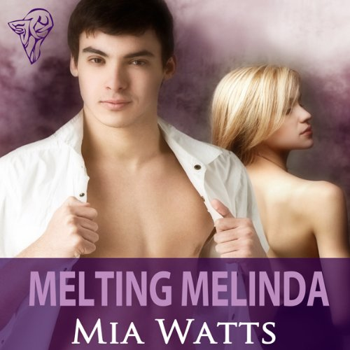 Melting Melinda audiobook cover art