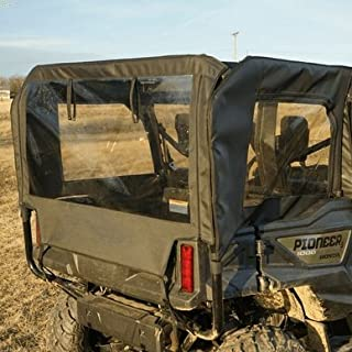 Over Armour Offroad 2016-18 Honda Pioneer 1000-5 Deluxe Soft Upper Rear Doors and Rear Window