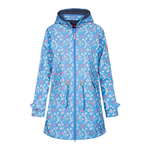 derbe Island Friese Cherry Blossom, 36 Damen, Regatta/Navy