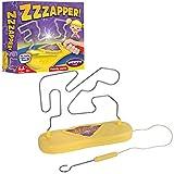Wowow Toys & Games Zapper Juego de mesa   ¿Puedes vencer al zumbador mantener una mano estable
