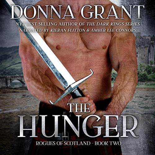 The Hunger Audiobook By Donna Grant cover art