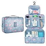 GEEDIAR Travel Hanging Toiletry Wash Bag Waterproof Makeup Cosmetic Organiser Ideal Gift