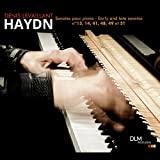 Haydn-Sonates pour Piano/Early and Late Sonates N° 13 14 41 48 49 et 51