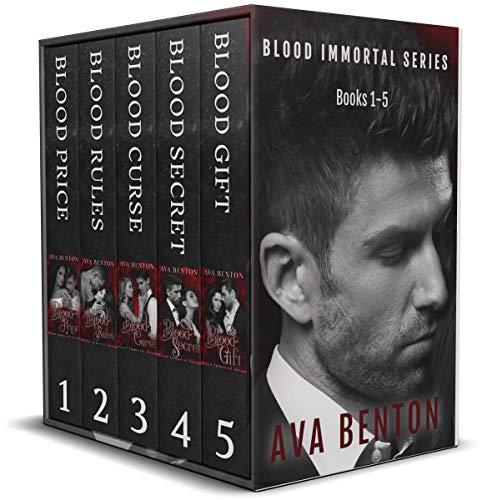 Blood Immortal Box Set : Books 1-5 (English Edition)