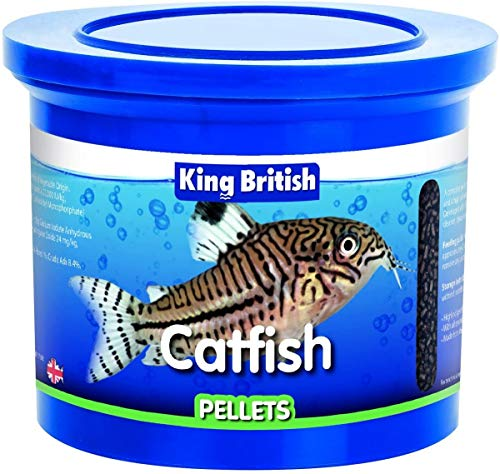 King British Catfish Pellets 600 G
