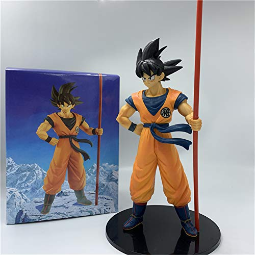 23cm Dragon Ball MSP Kakarotto Son Goku Anime Figur PVC Modell Statue Spielzeug Action Figur Cartoon Puppen