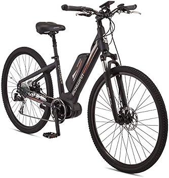 Schwinn Voyageur Electric Bike With Mechanical Disc Brakes
