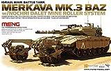 MENG TS005 - 1/35 Merkava MK.3 BAZ mit Minenräumer -