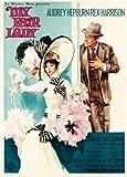 My FAIR Lady – Audrey Hepburn – Italian Movie Wall