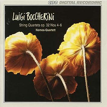 Boccherini: String Quartet, Op. 32 Nos. 4-6
