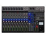 Best Digital Mixers - LiveTrak L-12 Digital Mixer (Renewed) Review