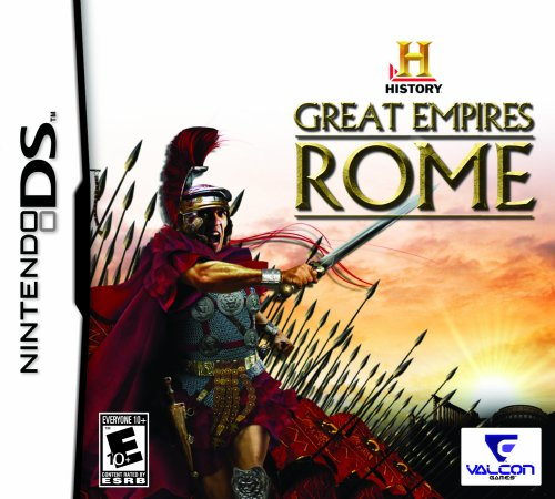 History Great Empires: Rome - Nintendo DS [video game]