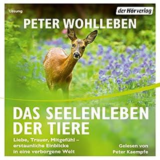 Das Seelenleben der Tiere audiobook cover art