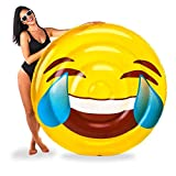 Crying Eyes Emoji Pool Float