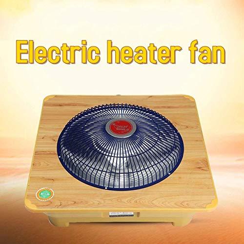 STHfficial Infrarood verwarming 220 V 900 Watt draagbare elektrische luchtverwarmer warme ventilator 48 x 48 cm Desktop voor winter huishouden badkamer elektrische verwarming