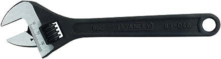 """Stanley 89-045, Chave Ajustável, Amarelo/Preto, 6"""""""