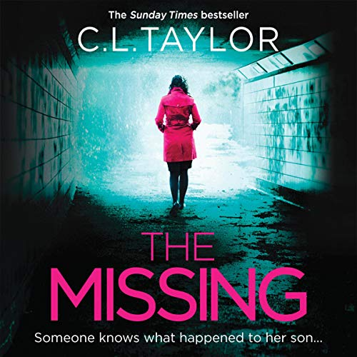 The Missing audiobook cover art