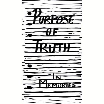 Purpose of Truth