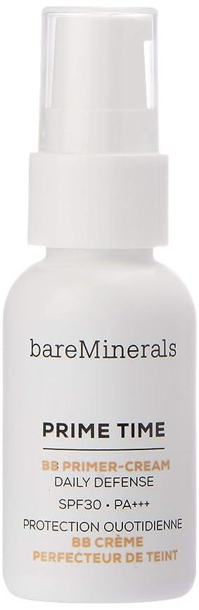 キモいアマチュアほこりベアミネラル BareMinerals BB Primer Cream Board Spectrum SPF 30 - Tan 30ml/1oz並行輸入品