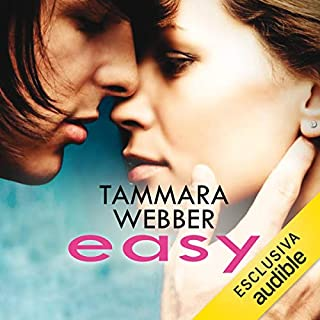 Easy     Contours of the Heart 1              Di:                                                                                                                                 Tammara Webber                               Letto da:                                                                                                                                 Claudia Frisone                      Durata:  9 ore e 11 min     67 recensioni     Totali 3,9
